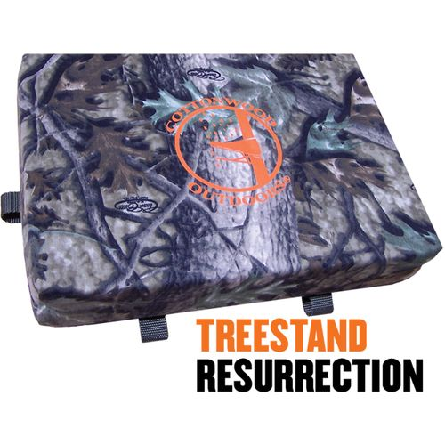 Display product reviews for Cottonwood Outdoors Weathershield Treestand Resurrection Standard Cushion