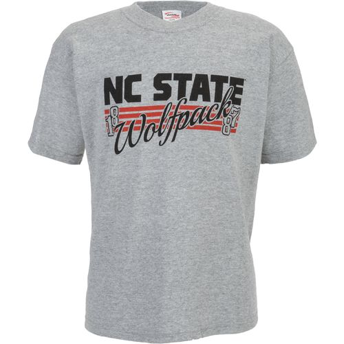 Viatran Kids' North Carolina State University Full Melon T-shirt