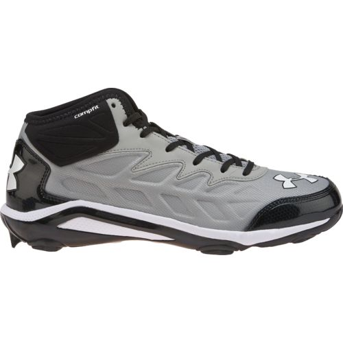 Under Armour® Men's Heater Mid ST Baseball Cleats