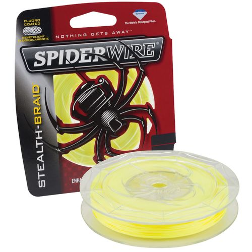 Display product reviews for Spiderwire® Stealth 125 yards Fishing Line