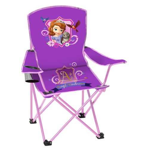 Disney Kids' Sofia Camp Chair