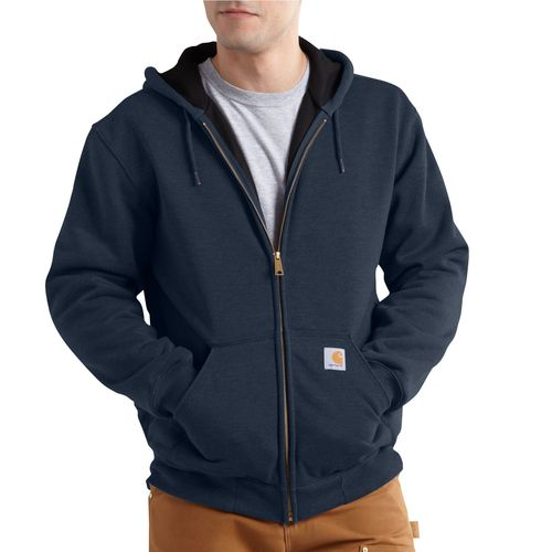 Display product reviews for Carhartt Men's Rutland Thermal-Lined Zip-Front Hooded Sweatshirt