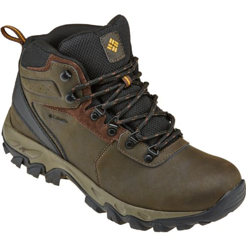 Columbia Sportswear Men's Newton Ridge Plus II Waterproof Shoes - view number 2