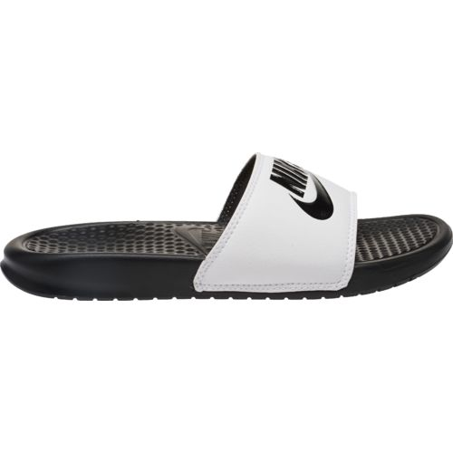 Display product reviews for Nike Men's Benassi Just Do It Sports Slides