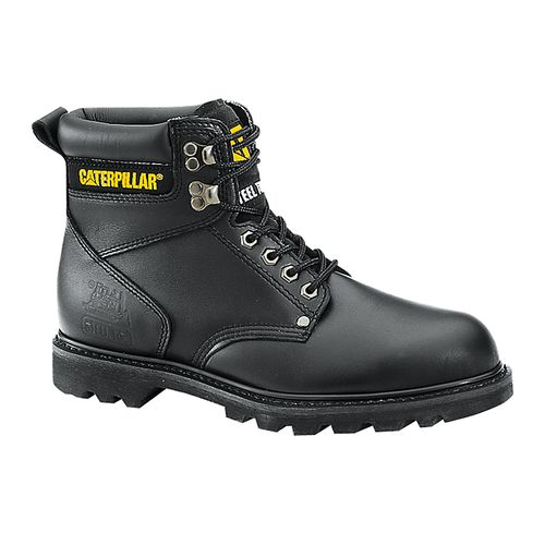 Display product reviews for Cat Footwear Men's Second Shift Steel-Toe Work Boots
