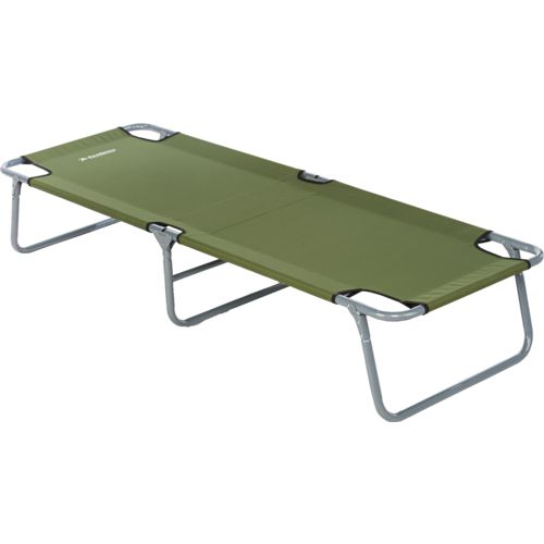Display product reviews for Academy Sports + Outdoors™ Folding Twin-Size Camp Cot