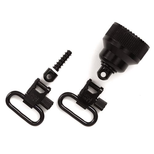 Uncle Mike's QD Mossberg 590/835 Tactical Swivel Cap Set