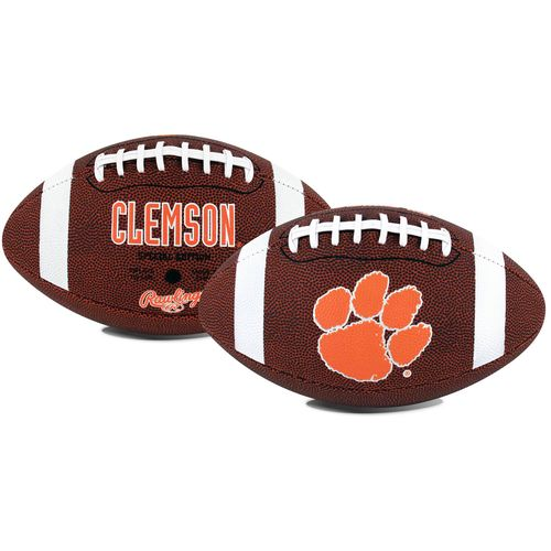 Display product reviews for Rawlings® Clemson University Game Time Football