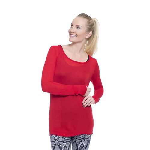 Soybu Women's Featherweight Yarn Yvette Tunic