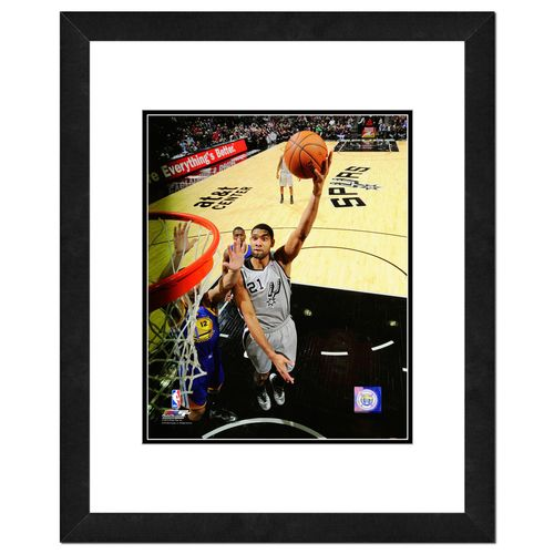 "Photo File San Antonio Spurs Tim Duncan 8"" x 10"" Action Photo"