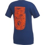 New World Graphics Women's University of Texas at El Paso Mason Jar T-shirt