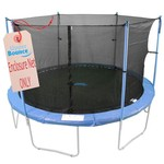 Upper Bounce® 8' Replacement Enclosure Net for 6-Pole Trampoline