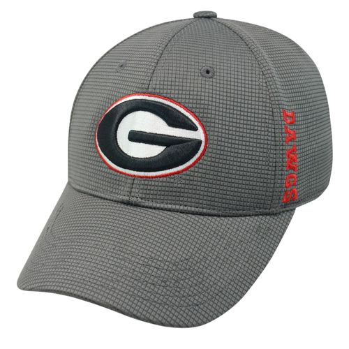 Top of the World Men's University of Georgia Booster Plus Cap