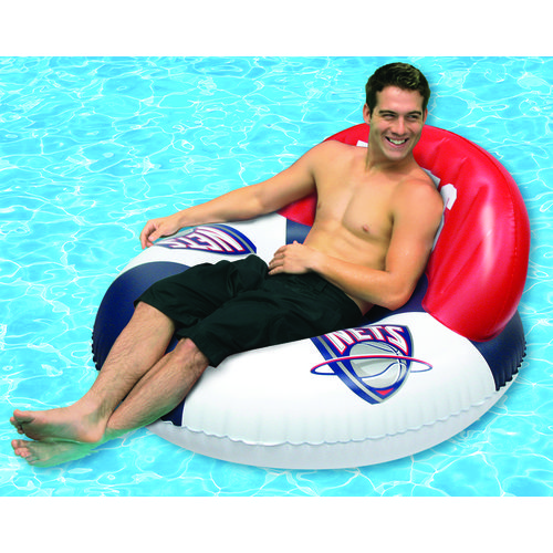 Poolmaster® New Jersey Nets Luxury Drifter - view number 3