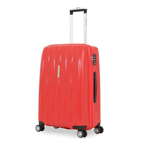 SwissGear 24' Upright Hard-Sided Spinner Suitcase