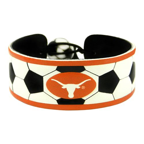 GameWear University of Texas Classic Soccer Bracelet