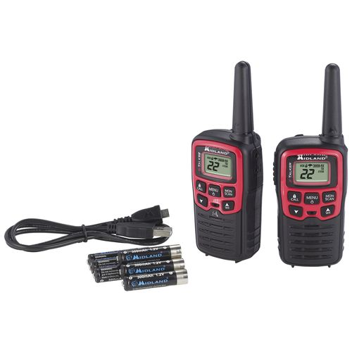Midland X-Talker T31VP 2-Way Radios 2-Pack - view number 1