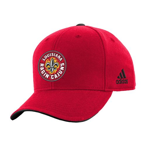 adidas™ Boys' University of Louisiana at Lafayette Basic Structured Adjustable Cap