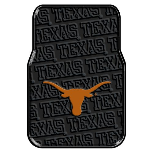 The Northwest Company University of Texas Front Car Floor Mats 2-Pack