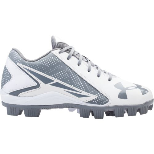 Under Armour™ Boys' Leadoff Low RM Jr. Baseball Cleats