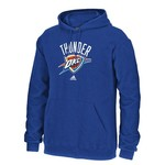 adidas Adults' Oklahoma City Thunder Hoodie