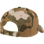 Academy Sports + Outdoors Men's Americana Camo Twill Hat - view number 2
