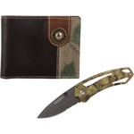 Magellan Outdoors™ Men's Bifold Wallet and Knife Combo