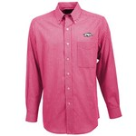 Antigua Men's University of Arkansas Associate Button-Down Shirt