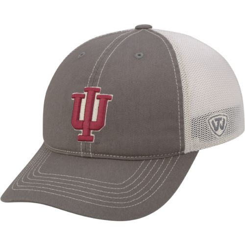 Top of the World Adults' Indiana University Putty Cap