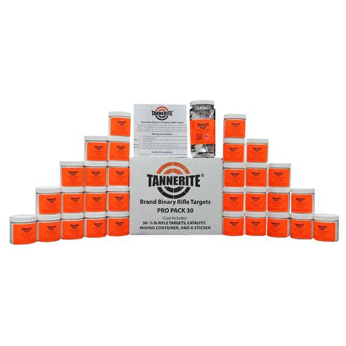 Tannerite® ProPack 1/4 lb. Binary Rifle Targets 30-Pack