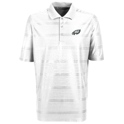 Antigua Men's Philadelphia Eagles Illusion Polo Shirt