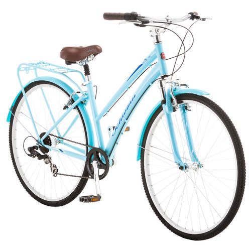 "Schwinn® Women's Network 2 26"" 7-Speed Hybrid Bike"