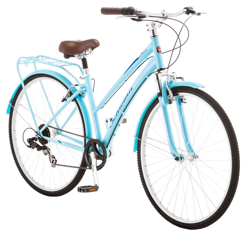 """Schwinn® Women's Network 2 26"""" 7-Speed Hybrid Bike"""
