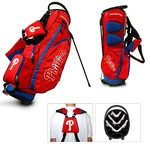 Team Golf Philadelphia Phillies Fairway 14-Way Stand Golf Bag - view number 1