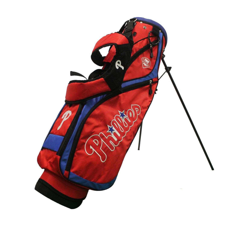 Team Golf Philadelphia Phillies Nassau Golf Stand Bag