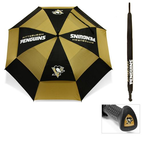 Team Golf Adults' Pittsburgh Penguins Umbrella - view number 1