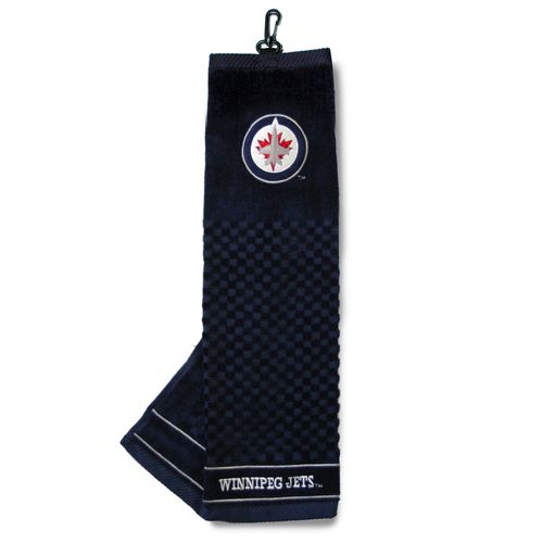 Team Golf Winnipeg Jets Embroidered Towel - view number 1