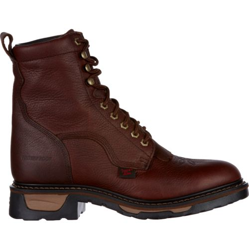Display product reviews for Tony Lama Men's Briar Pitstops TLX Waterproof Western Work Boots