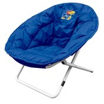 Logo University of Kansas Sphere Chair