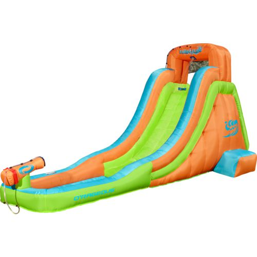 Display product reviews for O'Rageous Turbo Slide Inflatable Water Slide
