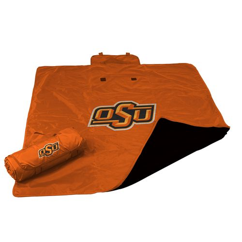 Logo Oklahoma State University All-Weather Blanket