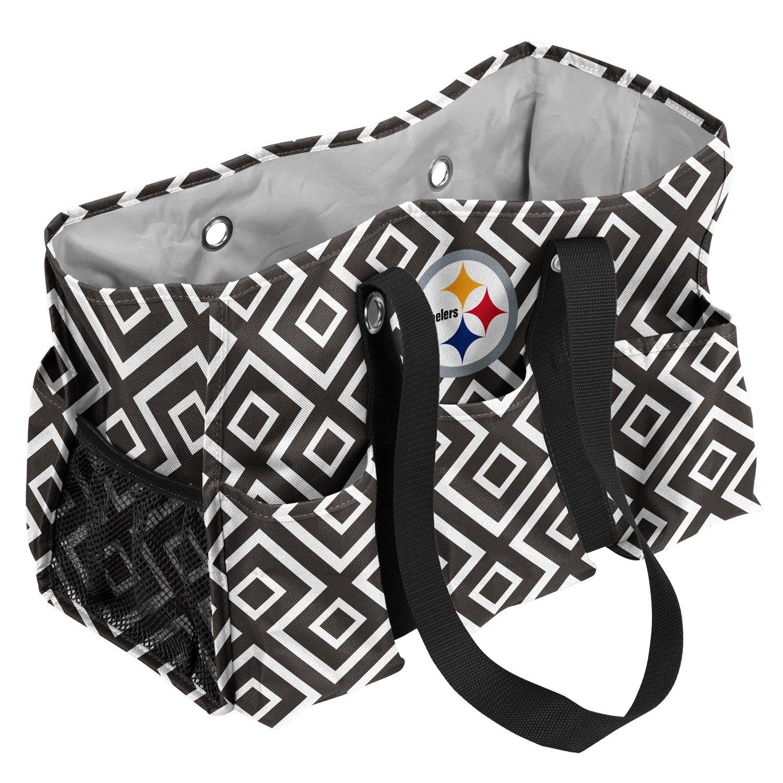 Logo™ Pittsburgh Steelers DD Junior Caddy Tote Bag