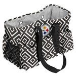 Logo™ Pittsburgh Steelers DD Junior Caddy Tote Bag