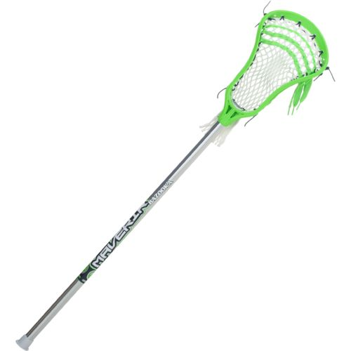 Maverik Lacrosse Bazooka Boys' Attack/Midfield Lacrosse Stick
