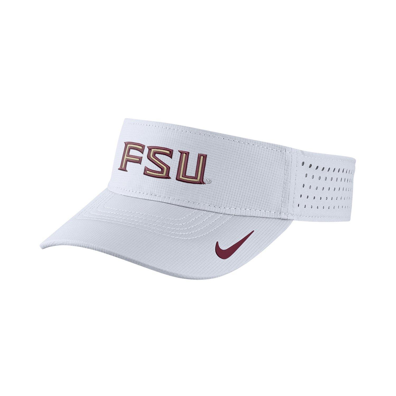 Nike Men's Florida State University Vapor Adjustable Visor