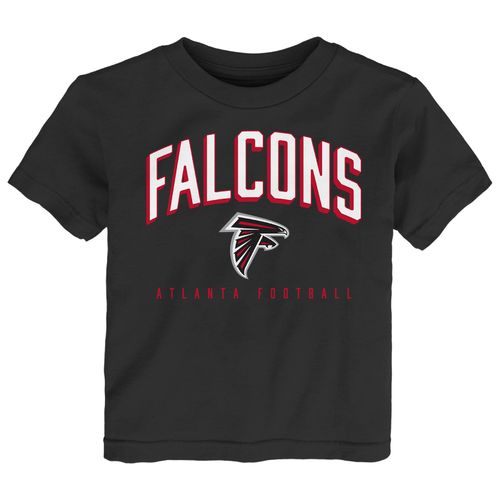 NFL Toddlers' Atlanta Falcons Arch Standard T-shirt