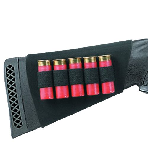Display product reviews for Uncle Mike's Shotgun Buttstock Shell Holder
