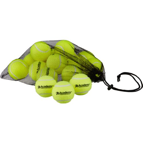 Academy Sports + Outdoors™ Tennis Balls 18-Pack