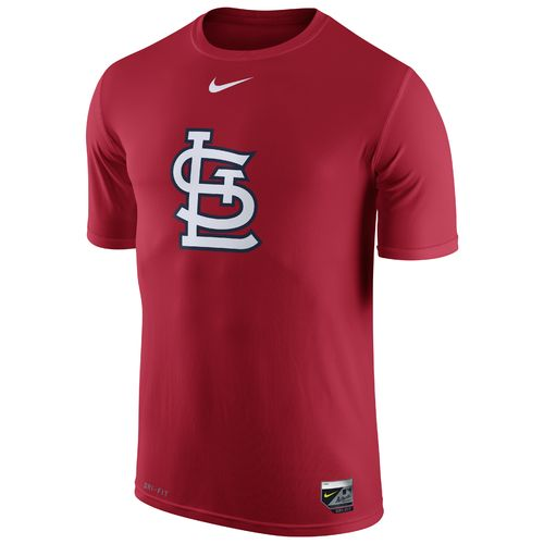 Nike™ Men's St. Louis Cardinals Team Issue Performance T-shirt - view number 1