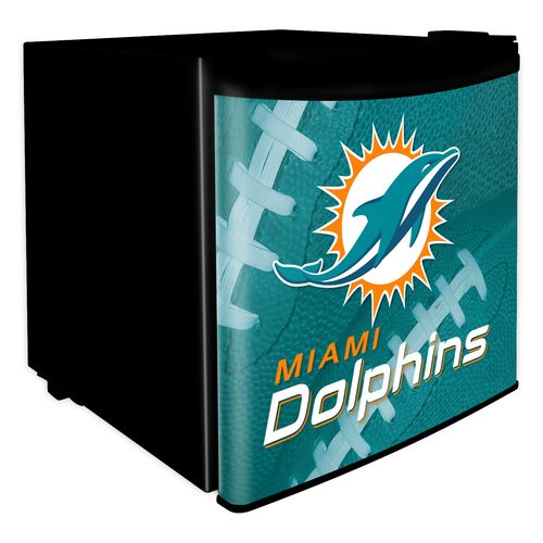 Boelter Brands Miami Dolphins 1.7 cu. ft. Dorm Room Refrigerator - view number 1